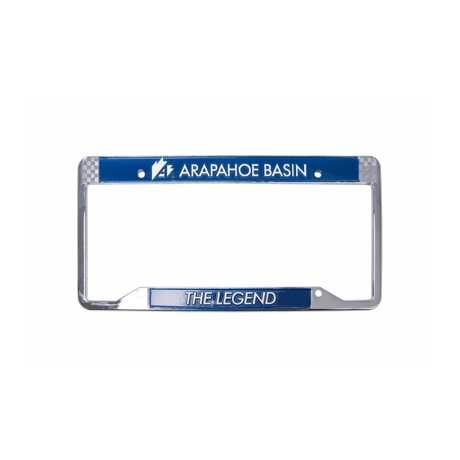 Metal License Plate Cover
